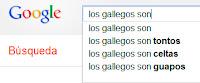Los gallegos son