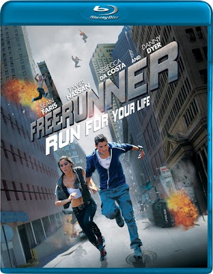 Watch Freerunner 2011 BRRip Hollywood Movie Online | Freerunner 2011 Hollywood Movie Poster