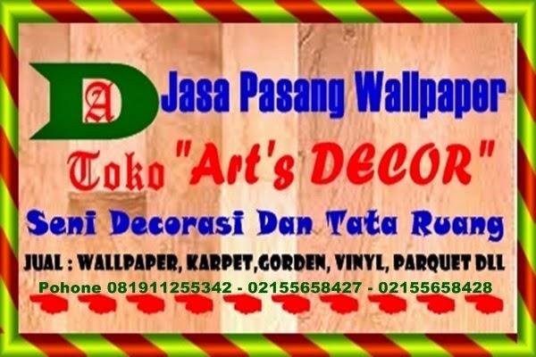 Toko Tempat Jual Wallpaper Dinding Di Bekasi