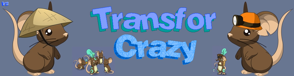 TransforCrazy • Transformice com diversão!