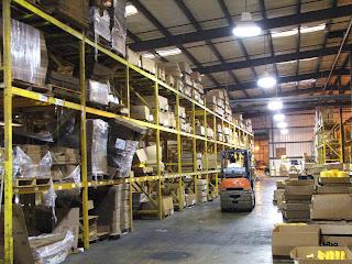 warehouse and distributon logistics