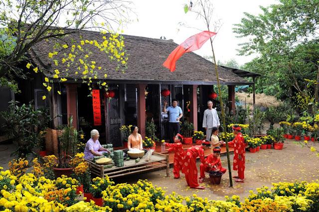 Tet Festival - Vacaciones Vietnam