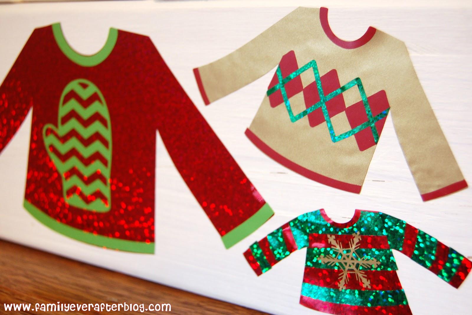 com party christmas home sweater decorations design ugly ideas decor psoriasisguru gallery