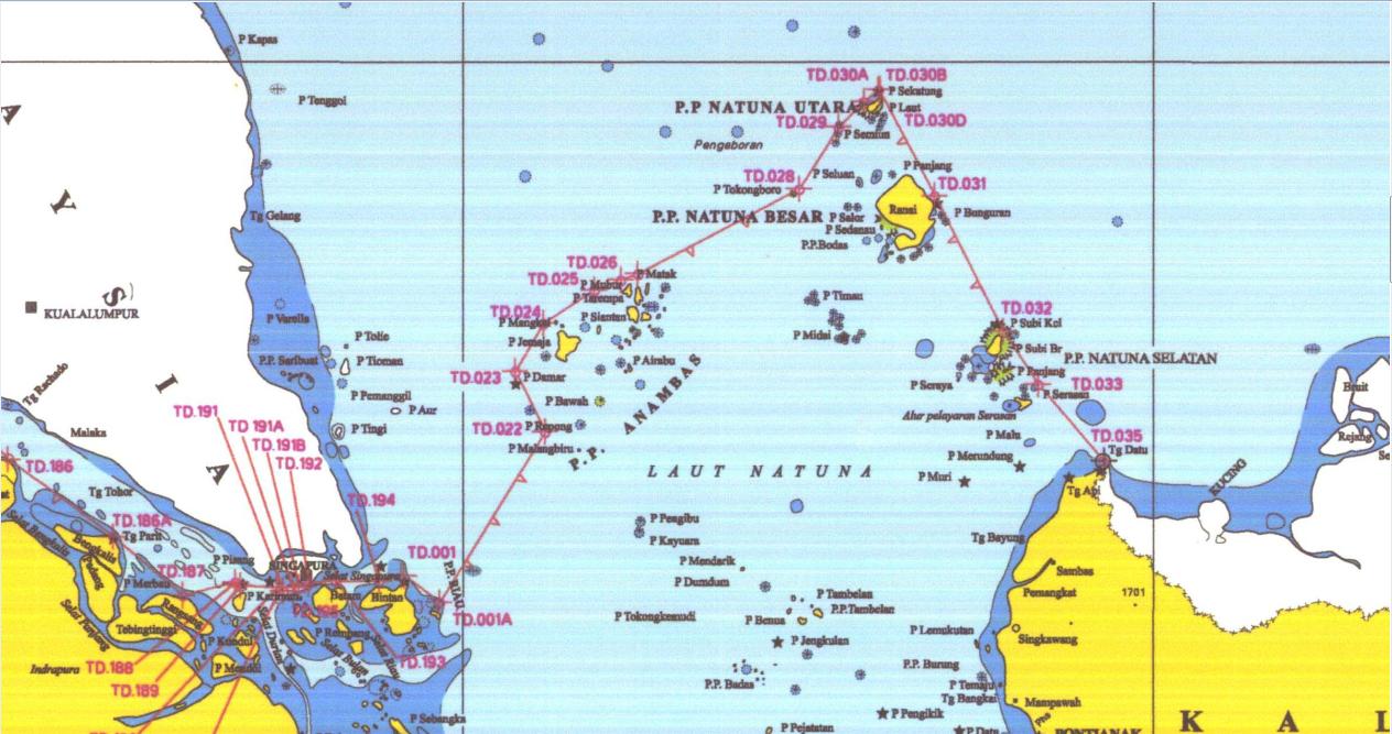 Map Of Indonesia Gili Islands