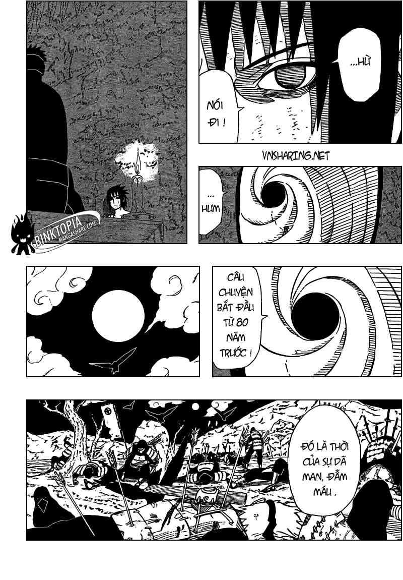 Naruto chap 398 Trang 16 - Mangak.info