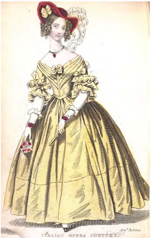 1830s fashion plates on pinterest fashion plates