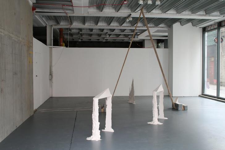 Coerce, Solo Show by Clive Moloney