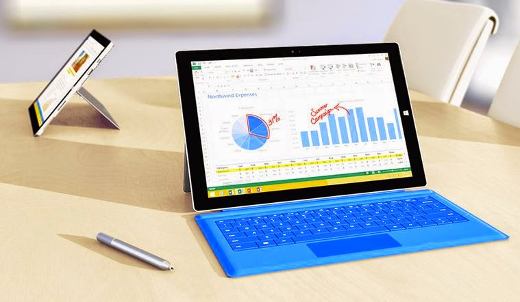 Microsoft | Surface Pro 3 | Tablet | Ultra-portable