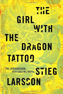 book review girl with the dragon tattoo gone