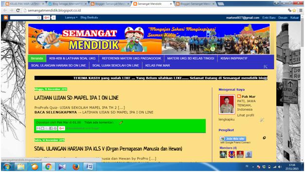 Soal Ukg Sd November 2015 Unduh Materi Soal Ukg 2015 Terlengkap Download Contoh Soal Ukg