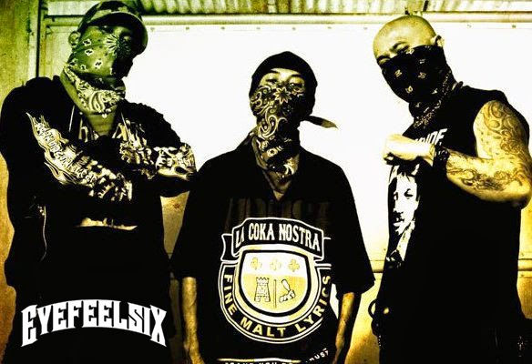Eyefeelsix Band Rapcore / Hiphop Hardcore Bandung - Indonesia Foto Images Wallpaper