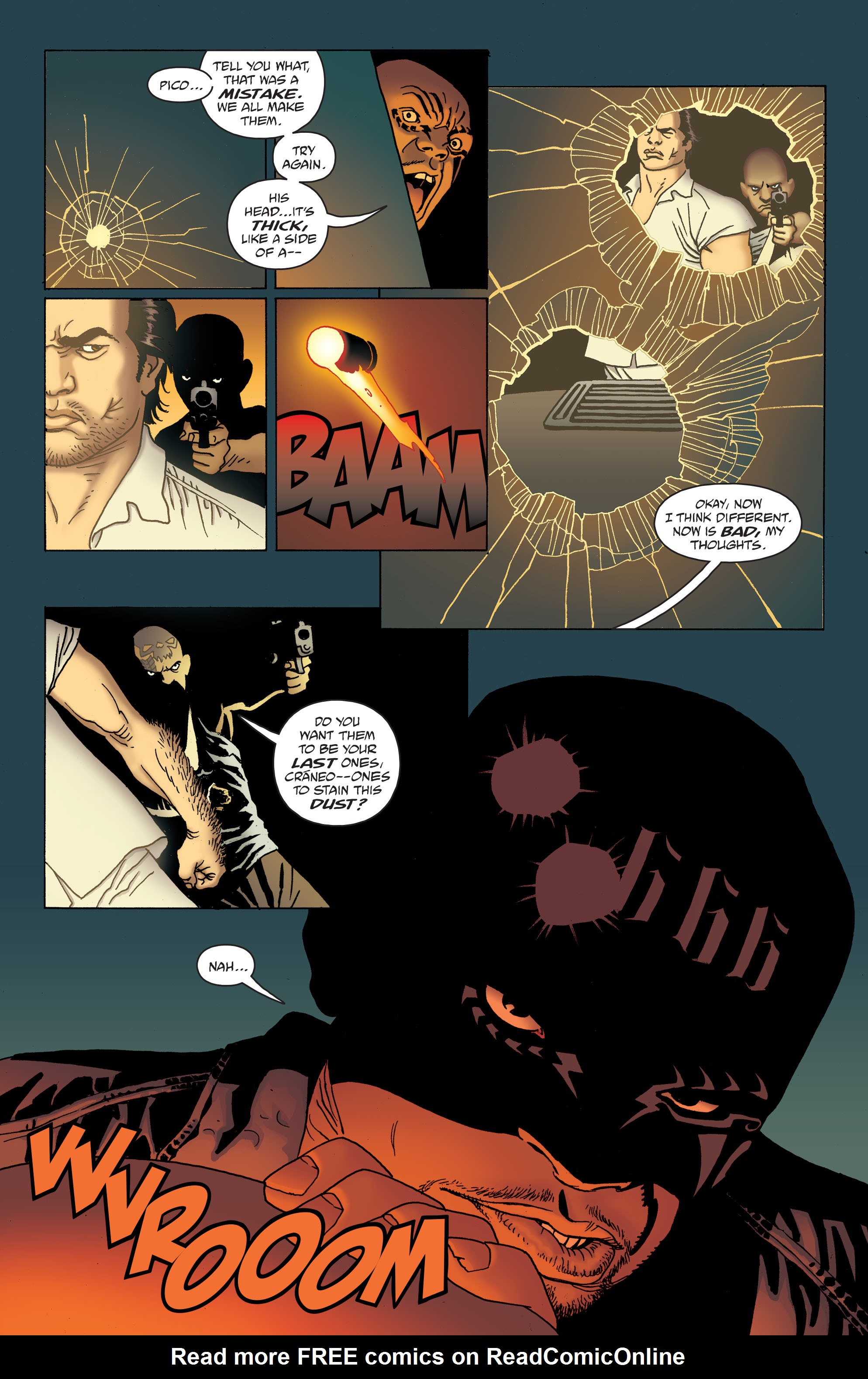 100 Bullets: Brother Lono Full Page 125