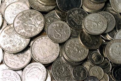 Veel nederlanders willen dolgraag de euro inwisselen voor de gulden