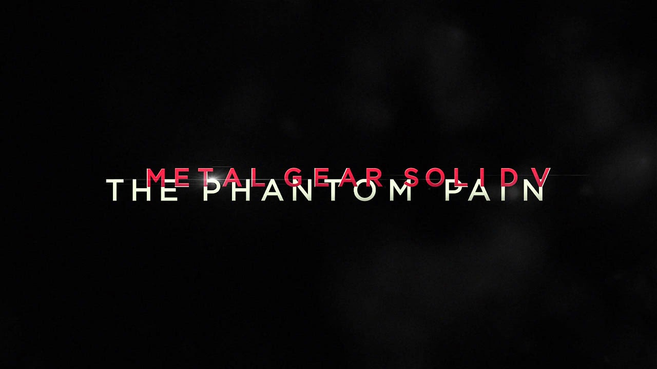 Gamescom: Metal Gear Solid: The Phantom Pain - weknowgamers