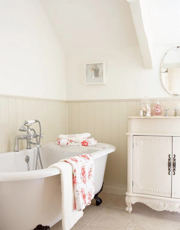 One cute bathroom idea 79 ideas for English cottage bathroom ideas