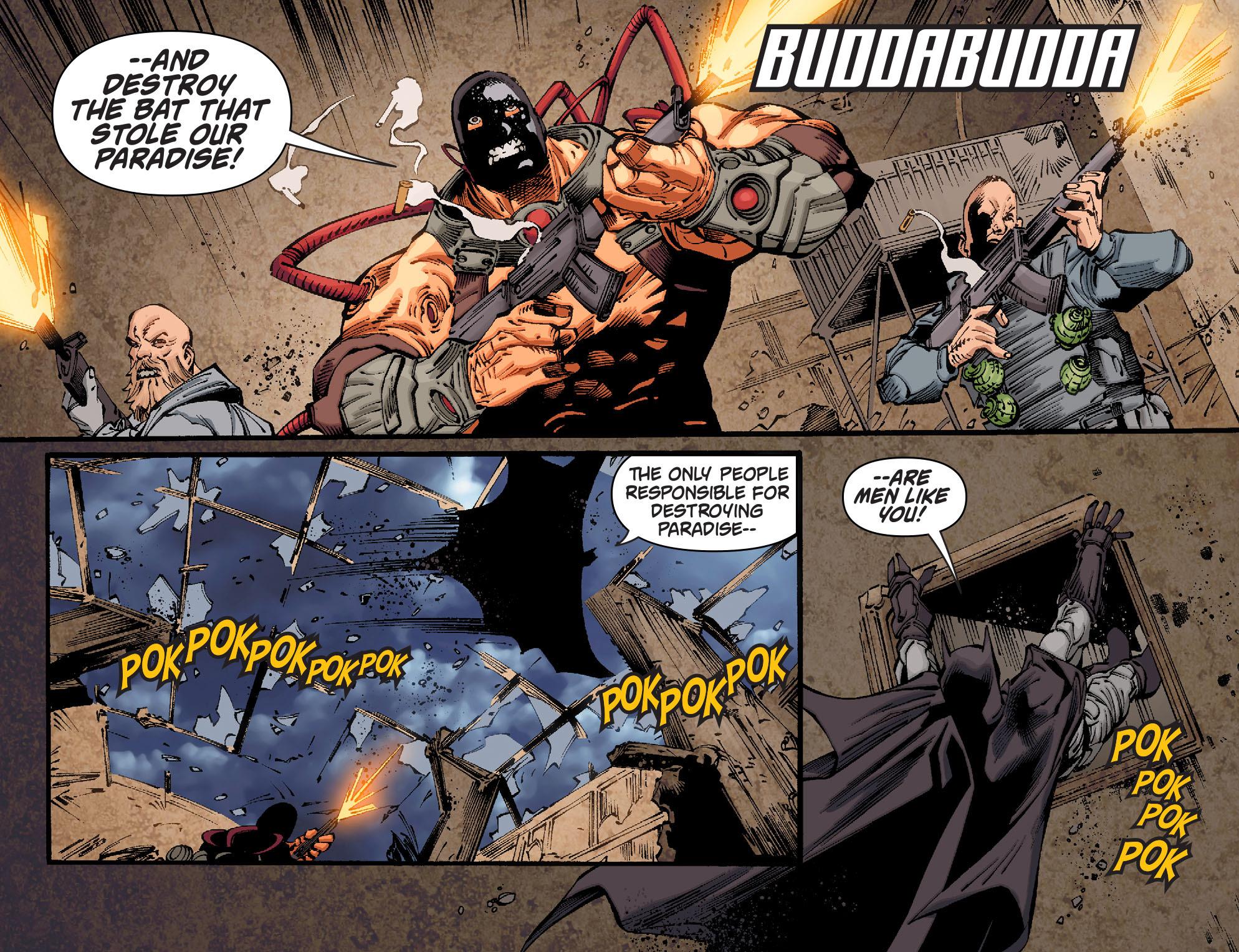 Batman: Arkham Knight [I] Issue #18 #20 - English 16