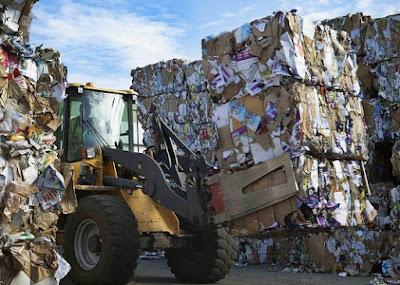 swedia negara pengimport sampah