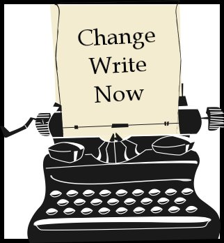 Change Write Now