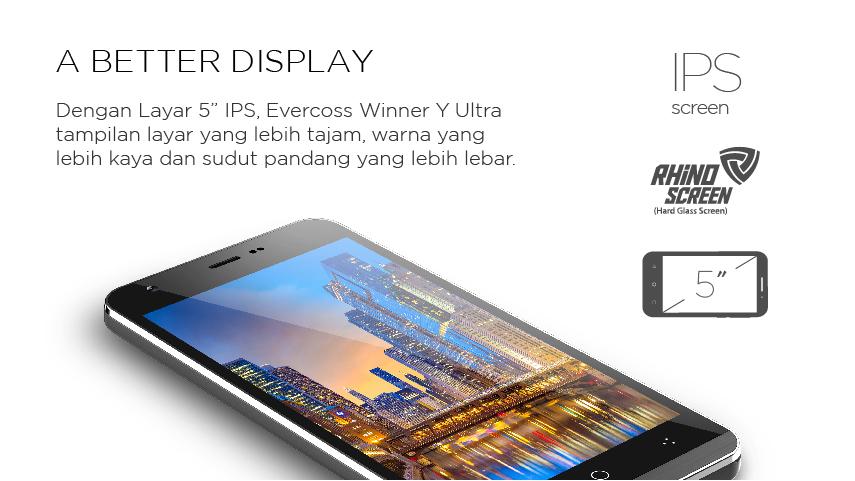 Evercoss Winner Y Ultra (A75A)