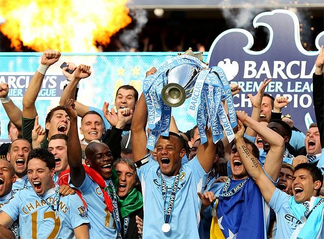 El City consigue el título en la última jornada