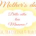 Mother's day Event: dillo alla tua Mamma --> Vi presento il primo Partecipante!
