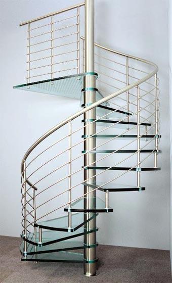 Decoraciones y modernidades distintos estilos de for Escaleras exteriores para casas de dos pisos