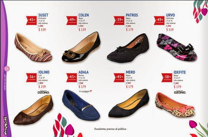 Flats casuales PV 2015 Desigual