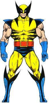 Bagaimanakah Membuat Karakter Kartun Wolverine | how to wolverine character