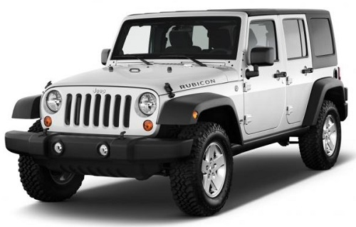 Daftar Harga Mobil Jeep Seri Wrangler Rubicon Terbaru