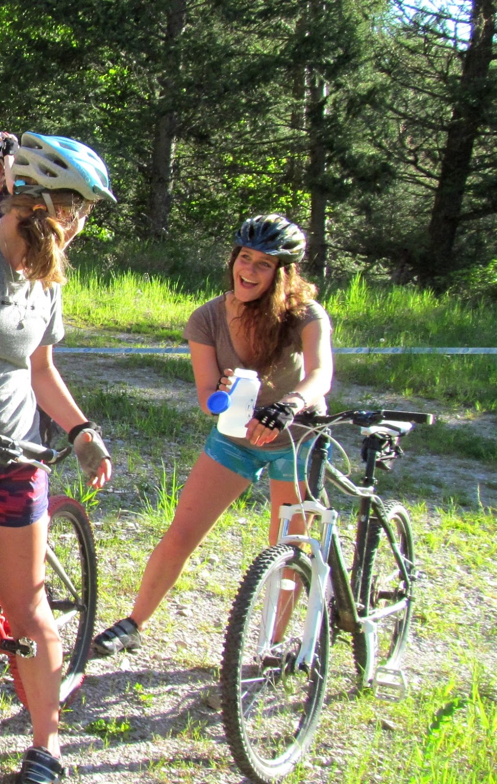 Montana Bike Girl Jr Girls Ride Marshall Mountain