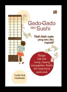 beli buku online gado gado dan sushi kisah kisah nyata yang seru dan inspiratif