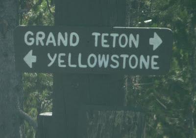 Junction - Yellowstone/Grand Tetons