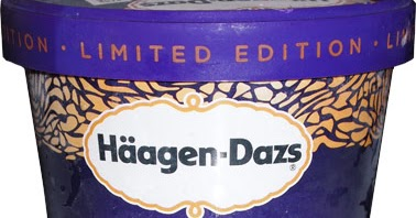 On Second Scoop: Ice Cream Reviews: Haagen-Dazs Peanut ...