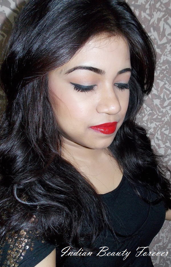 Aishwarya Rai inspired makeup Look pictures and tutorial