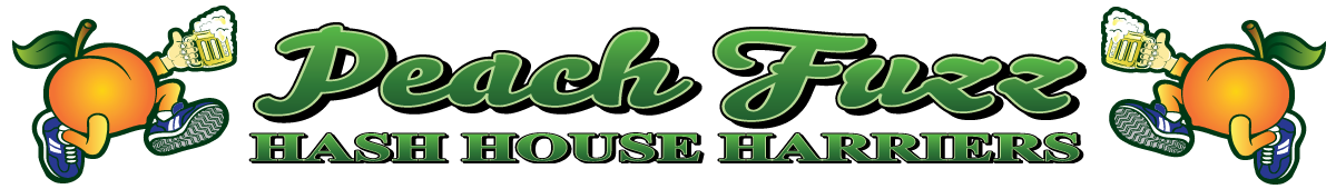 Peach Fuzz Hash House Harriers