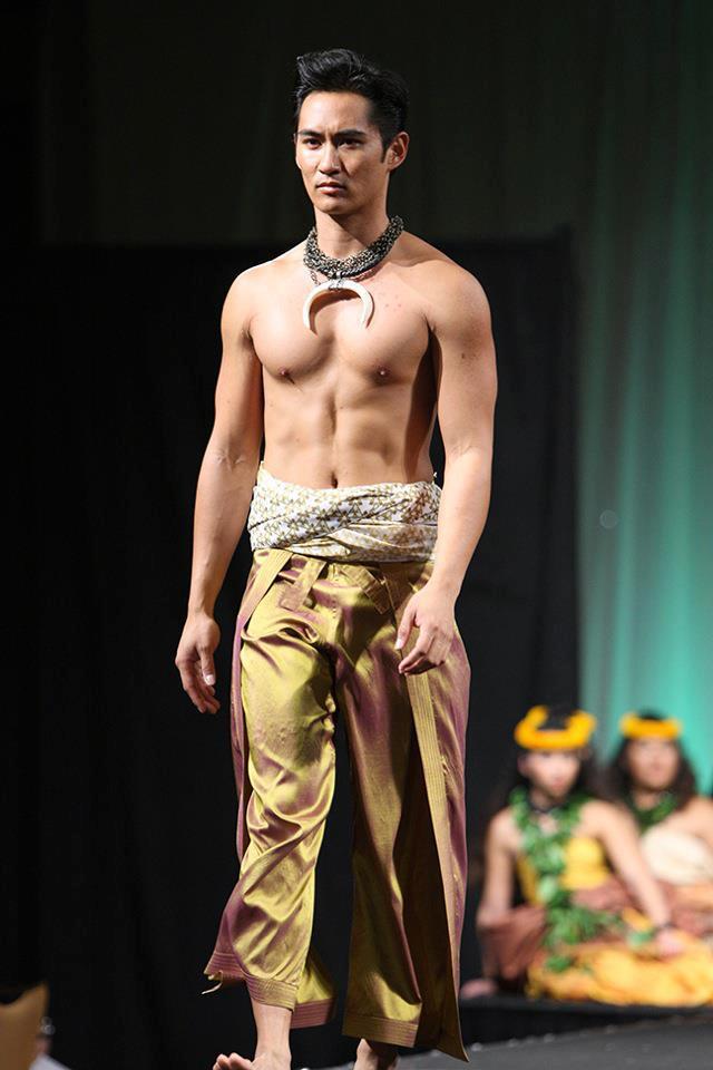 2011 - 2012 | Manhunt - Mister International - Mister Universe Model | Hawaii - USA | Rhonee Rojas Rhonee