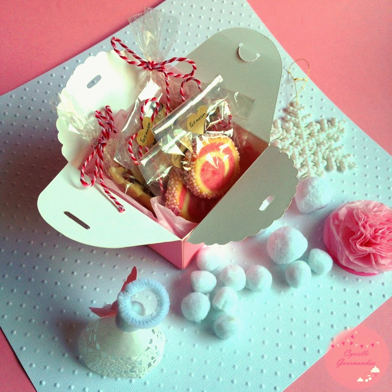 Scrappacking Id E Cadeau Gourmand No L 4 Une Box