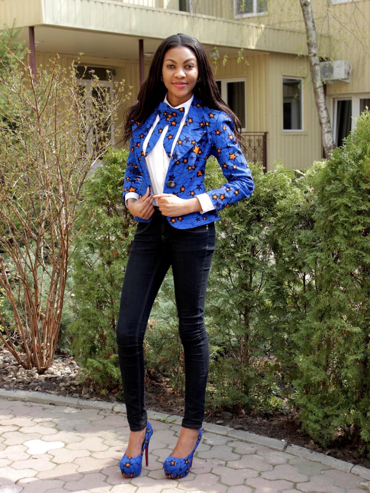 2015 African Ankara Styles