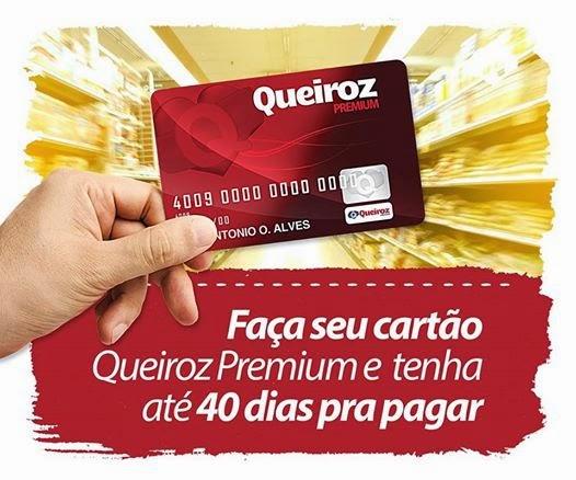 CARTAO QUEIROZ PREMIUM