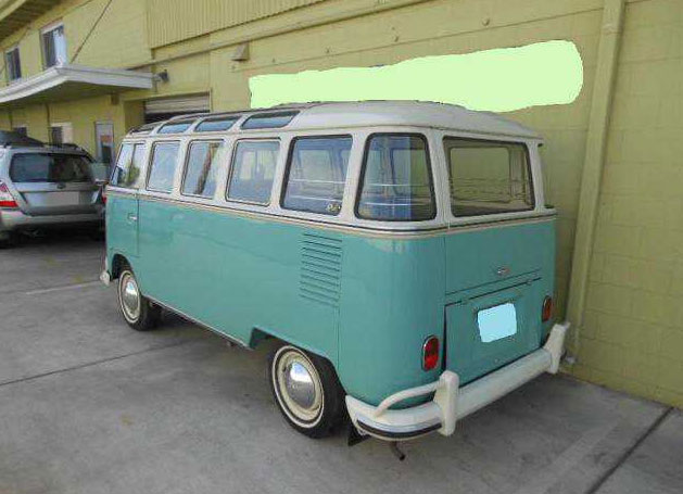 1963 vw bus deluxe 23 window vw bus for 16 window vw bus for sale