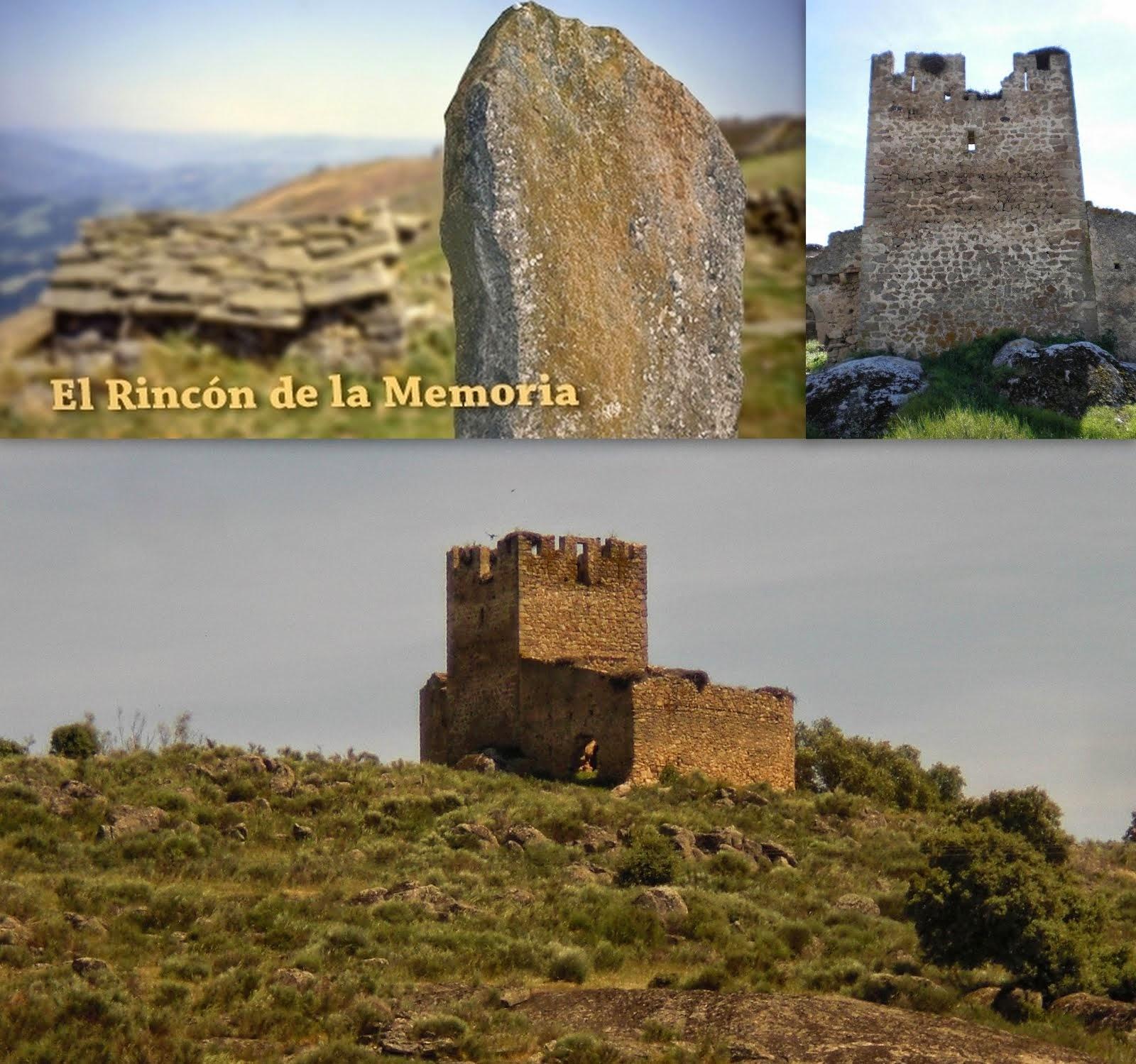 El Rincón de la Memoria: Castillo de la Torrecilla de Lagartera (Cáceres)