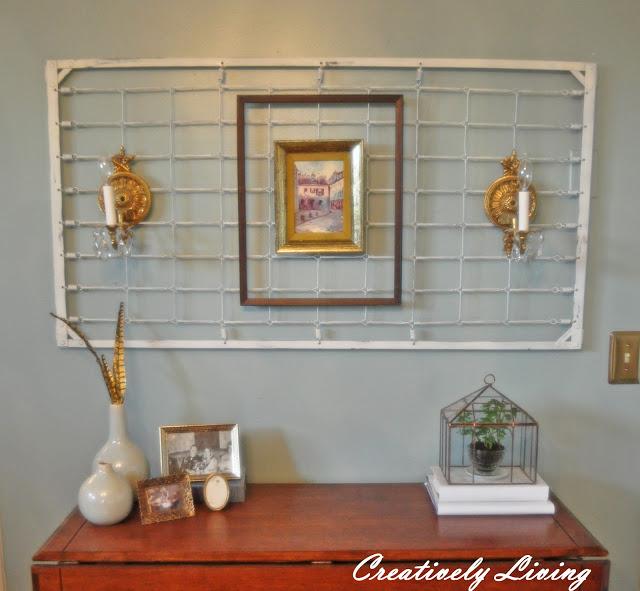 Spring o resortes de cama para decorar la pared curiosas - Ideas decoracion reciclando ...