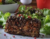 Assado de Lentilhas (vegana)