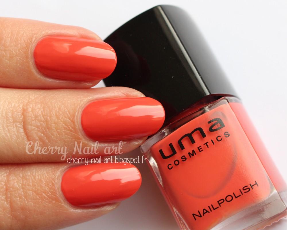 vernis UMA cosmetics Firework