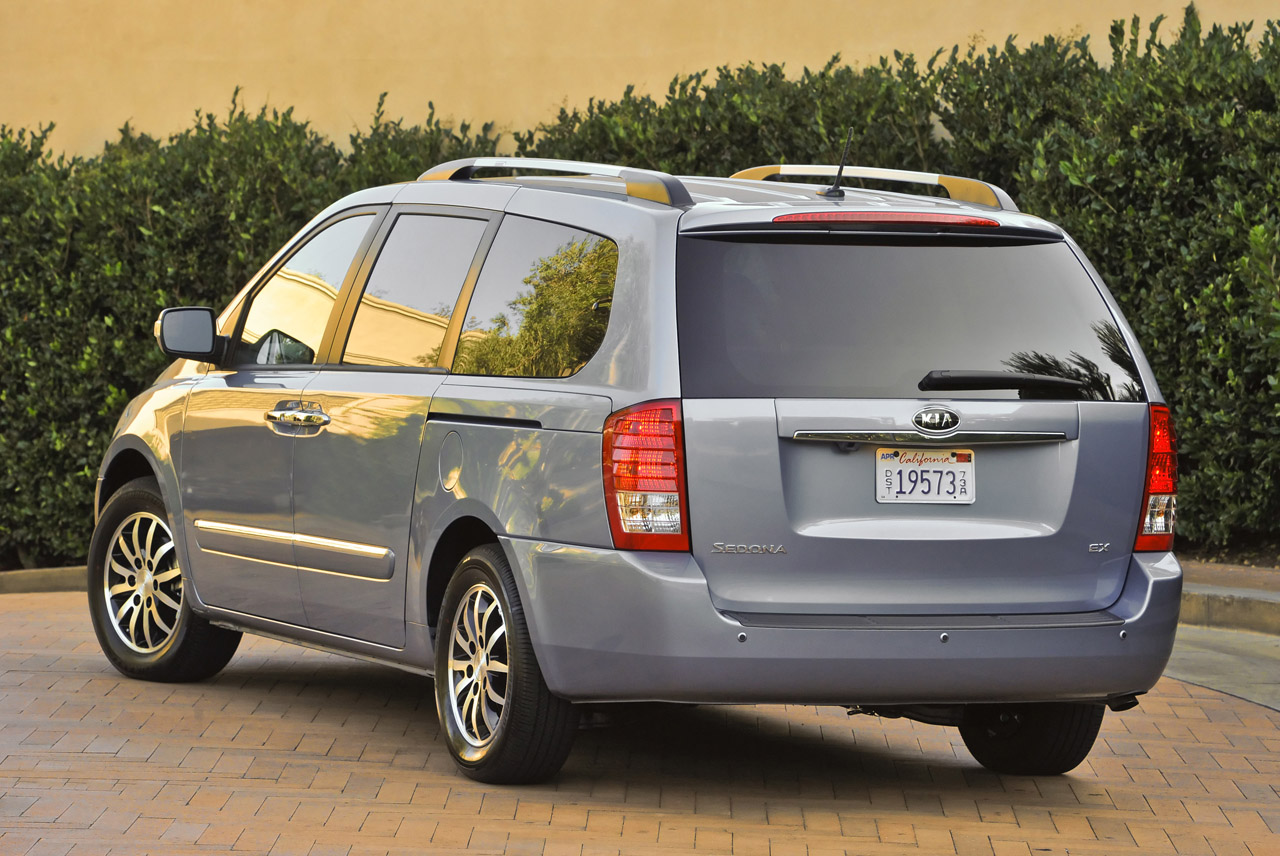 2011 Kia Sedona The Latest Cars