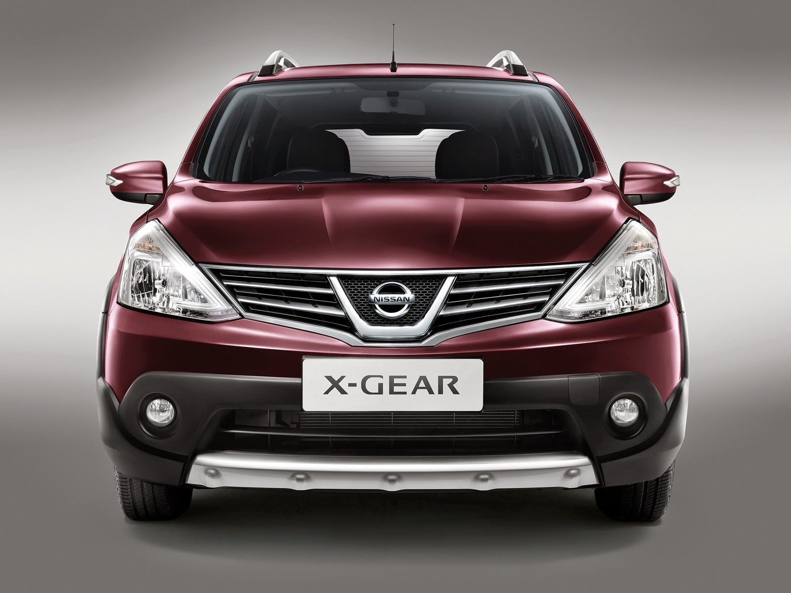 Window grille kota kinabalu - Nissan Livina X Gear