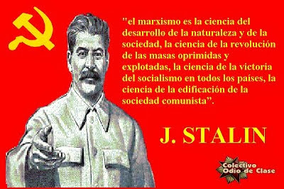 EL MARXISMO-LENINISMO ES LA CIENCIA DE LA REVOLUCIÓN PROLETARIA