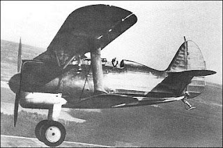 Battles of Khalkhin Gol - Polikarpov I-152