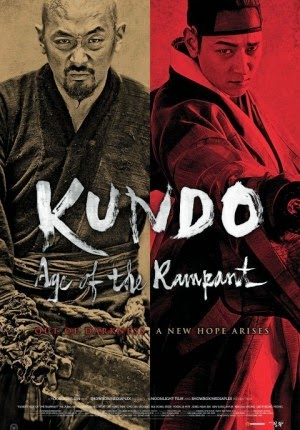 Review Kundo: Age of the Rampant 2014