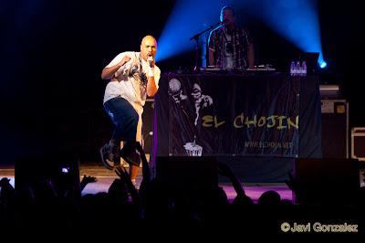 Ferias, Fiestas de Mayo, conciertos, El Chojín, Lleida
